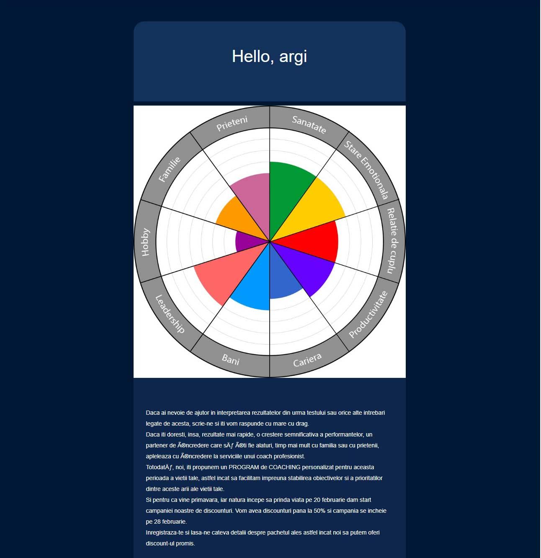 creare aplicatii web si realizare site web go2coaching.ro